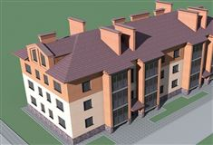 Жилой дом в Петровске