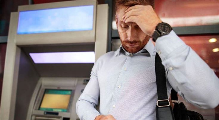 Всё, что нажито непосильным трудом... банк списать не может. Деньги клиентов под защитой закона